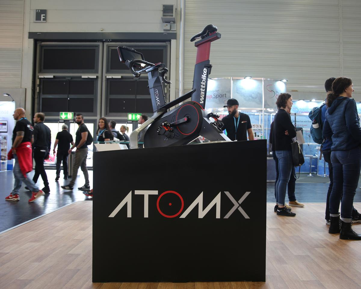 The Atom X is the next generation of Wattbike's Atom cycle