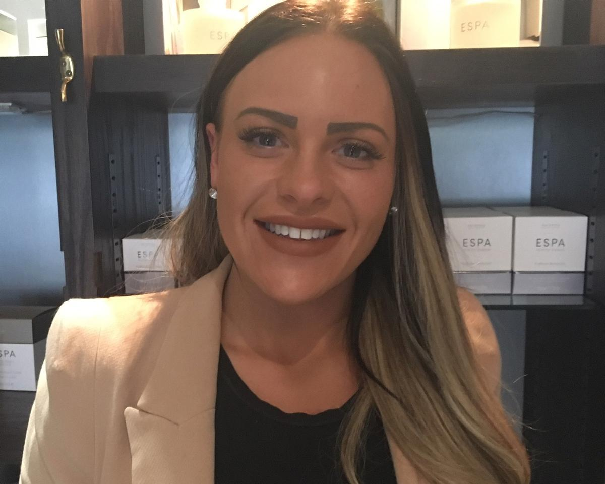 Leigh Mulholland has previously worked at One World Spa, which included stints working in America and Australia
