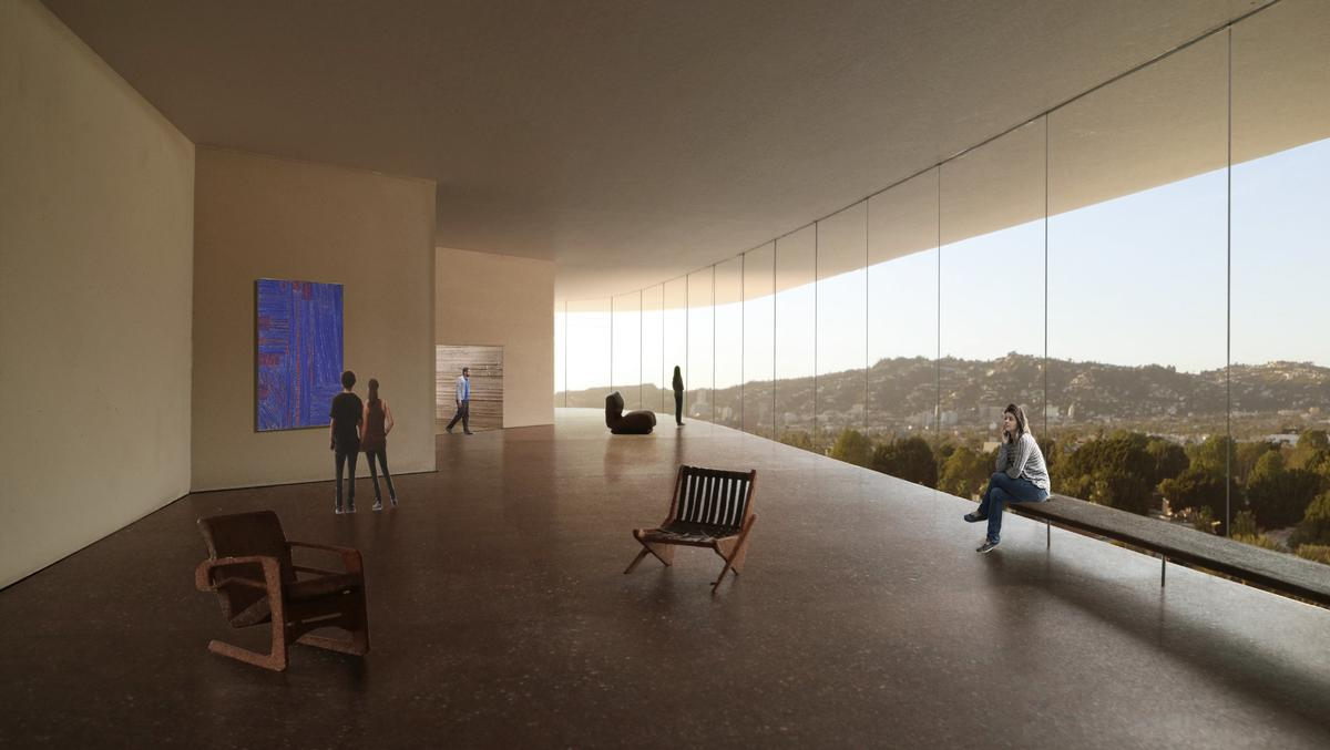 Designed by Swiss architect Peter Zumthor, a former Pritzker Prize winner, the new building's plans were approved at a county vote / Peter Zumthor & Partner/The Boundary