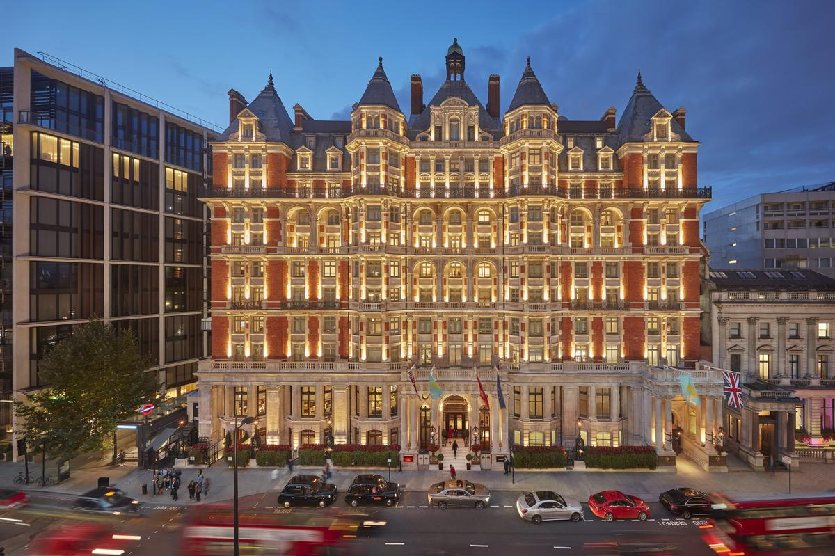 The extensive overhaul – reportedly the largest in the building's history – was led by Tihany Design and Joyce Wang. / Courtesy of Mandarin Oriental Hotel Group