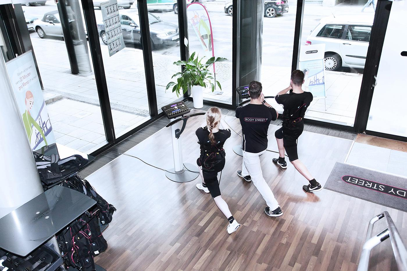 Bodystreet now operates nearly 300 studios across Europe, offering a combination of EMS and personal training