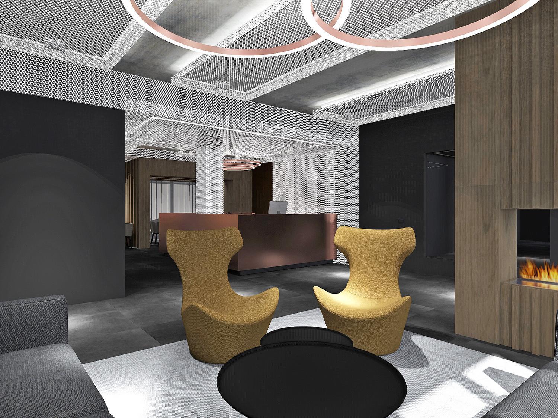 Architect Paulius Mirinavicius of studio UAB Milimetras and interior designer Jurgita Masiukaite are working on the transformation of the resort alongside E77