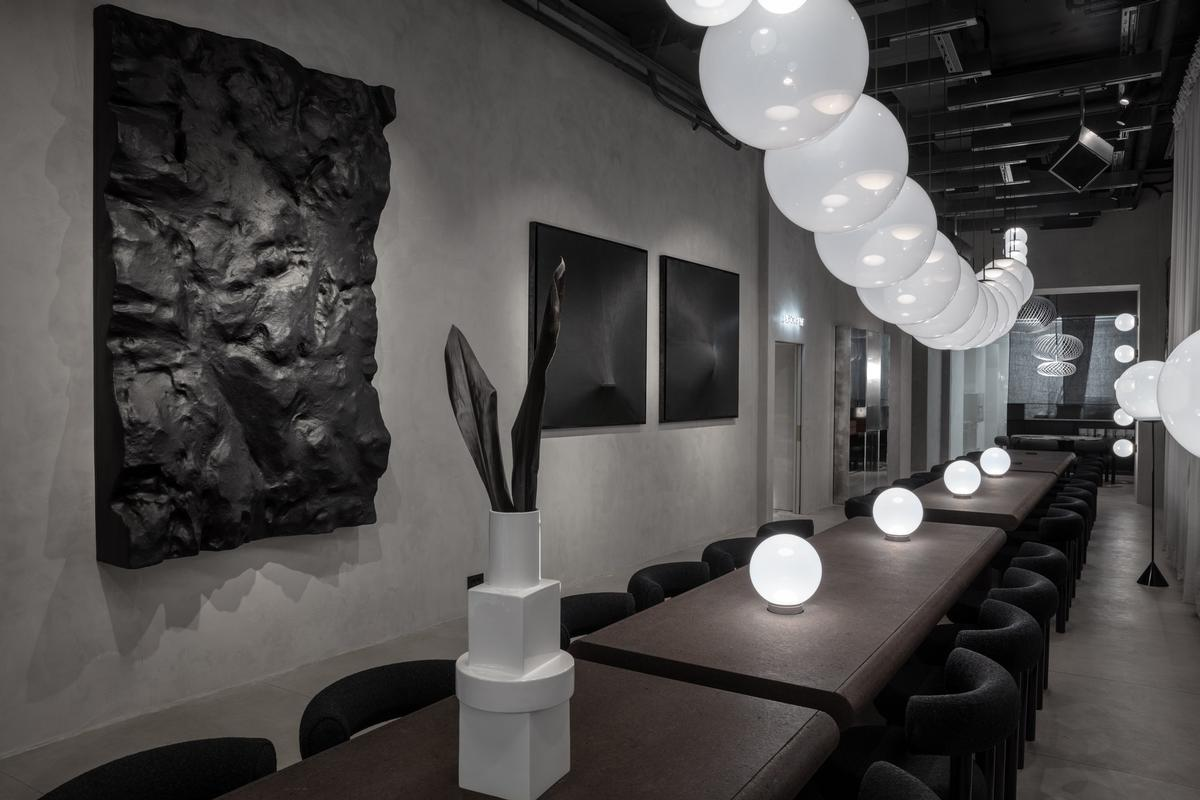 The new space is expected to open in May. / Courtesy of Tom Dixon