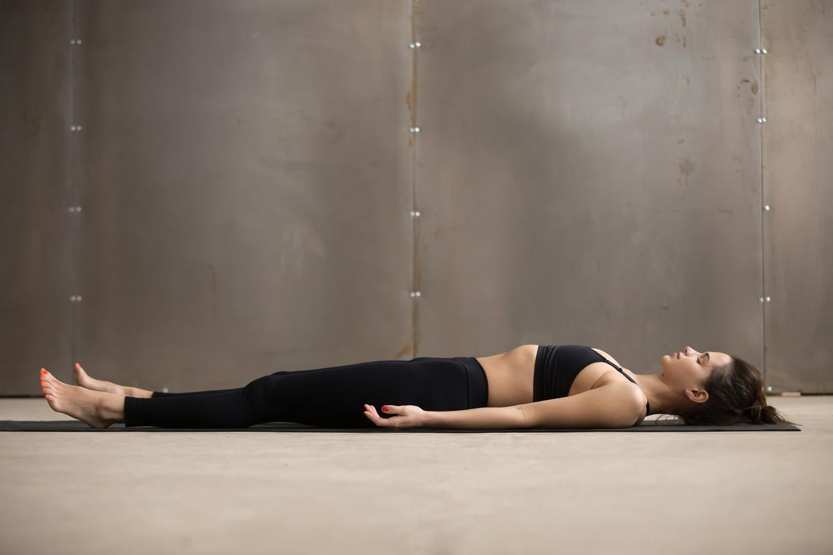 The right balance of exercise and recovery can aid performance improvement / Shutterstock