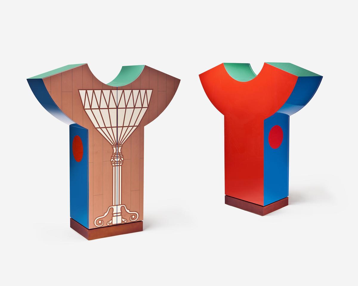 Cristallo was the last design from acclaimed designer and architect Alessandro Mendini