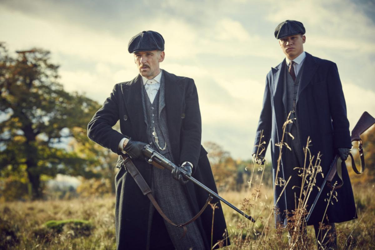 A new virtual reality game based on Peaky Blinders is under development