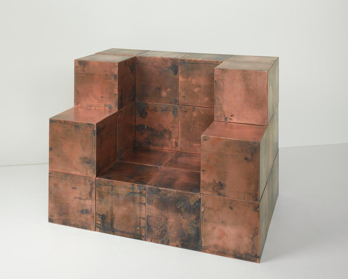 Paul Kelley Pushes Technical Boundaries With Modular Furniture