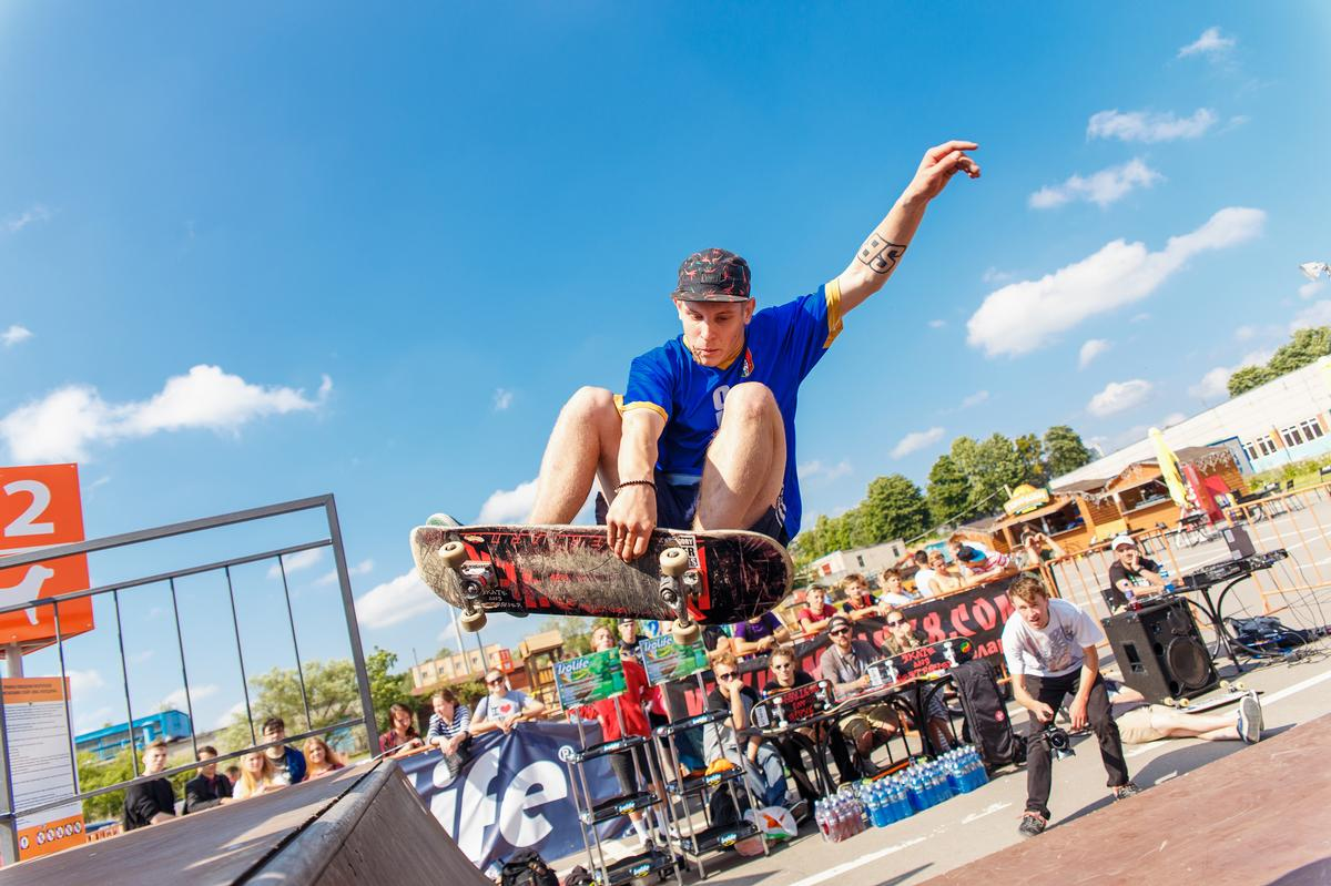 London won the bid to host the 2020 World Skateboarding Championships