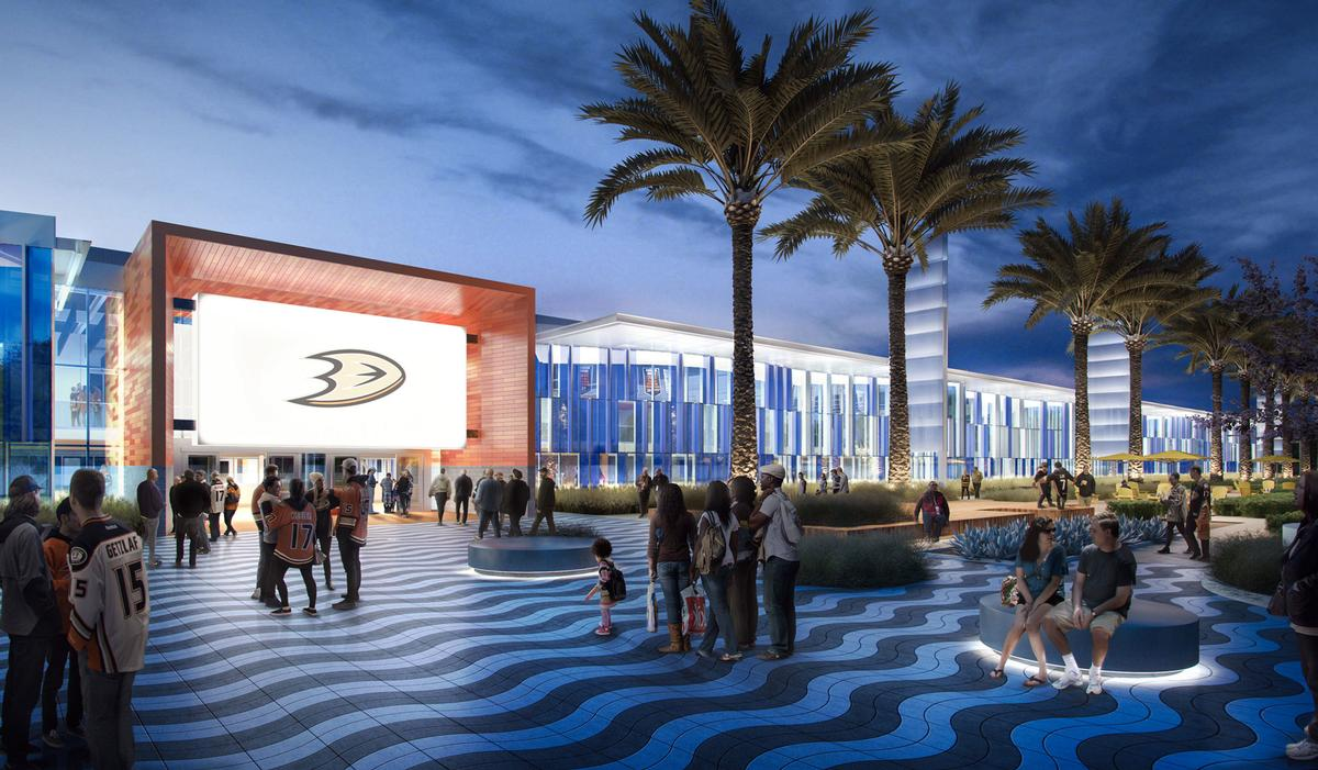 LPA joined up with 292 Design to create the expansive building. / Courtesy of LPA Design