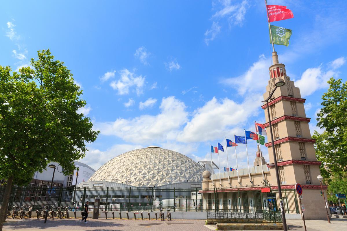 IEE takes place at the Paris Expo Porte De Versailles between 16-19 September / Shutterstock.com
