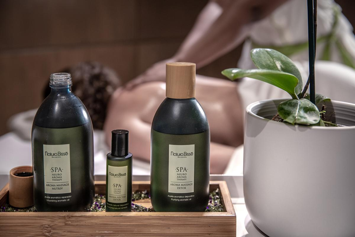 The Solaya Spa & Wellness Centre is the world's first Natura Bissé branded spa