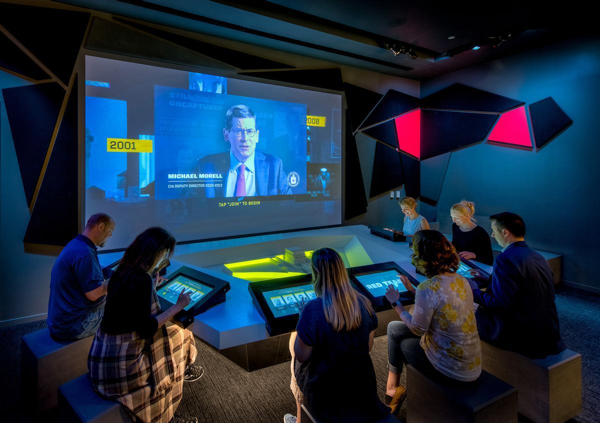 Sanne van Haastert, lead exhibition designer at G&A, said the museum