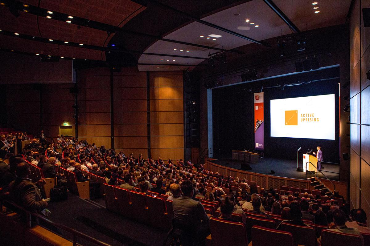 Organised by not for profit body ukactive, Active Uprising 2019 will take place in Manchester on 6 June