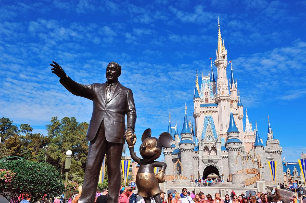 157 million people visited Disney's parks in 2018 / disney