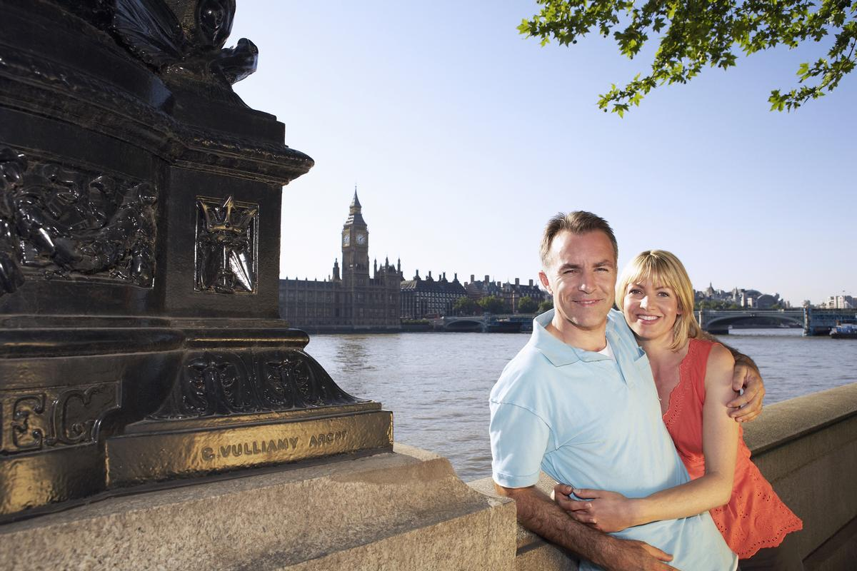The UK is one of the top destinations for DNA trippers / Shutterstock