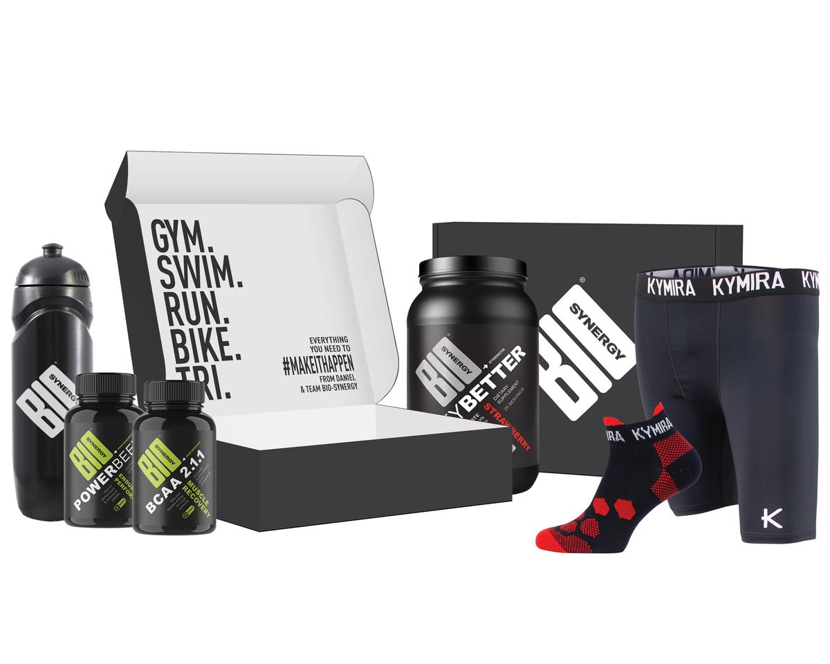 The Ultimate Recovery Kit will feature a range of Kymira Sport and Bio Synergy products