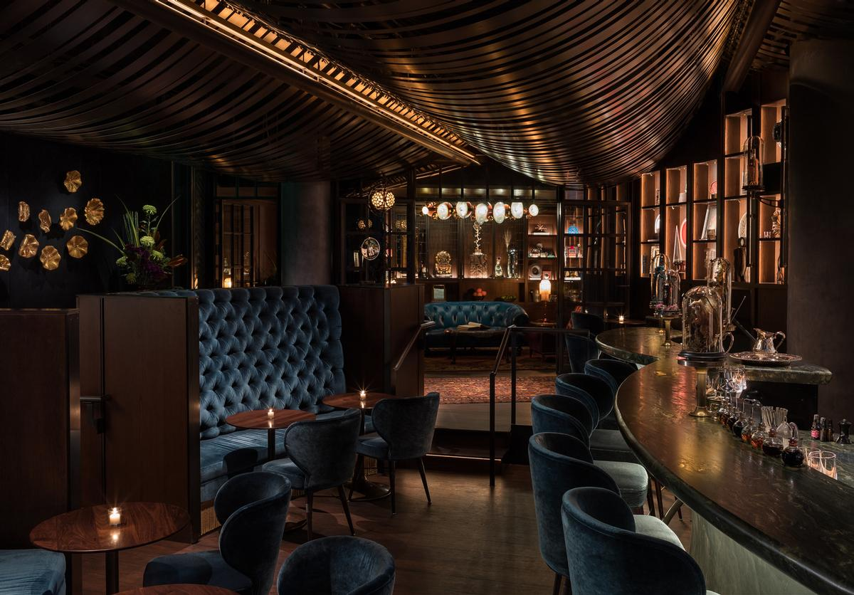 The bar is helmed by James Beard Award-winning chef Renee Erickson. / Photo by Haris Kenjar