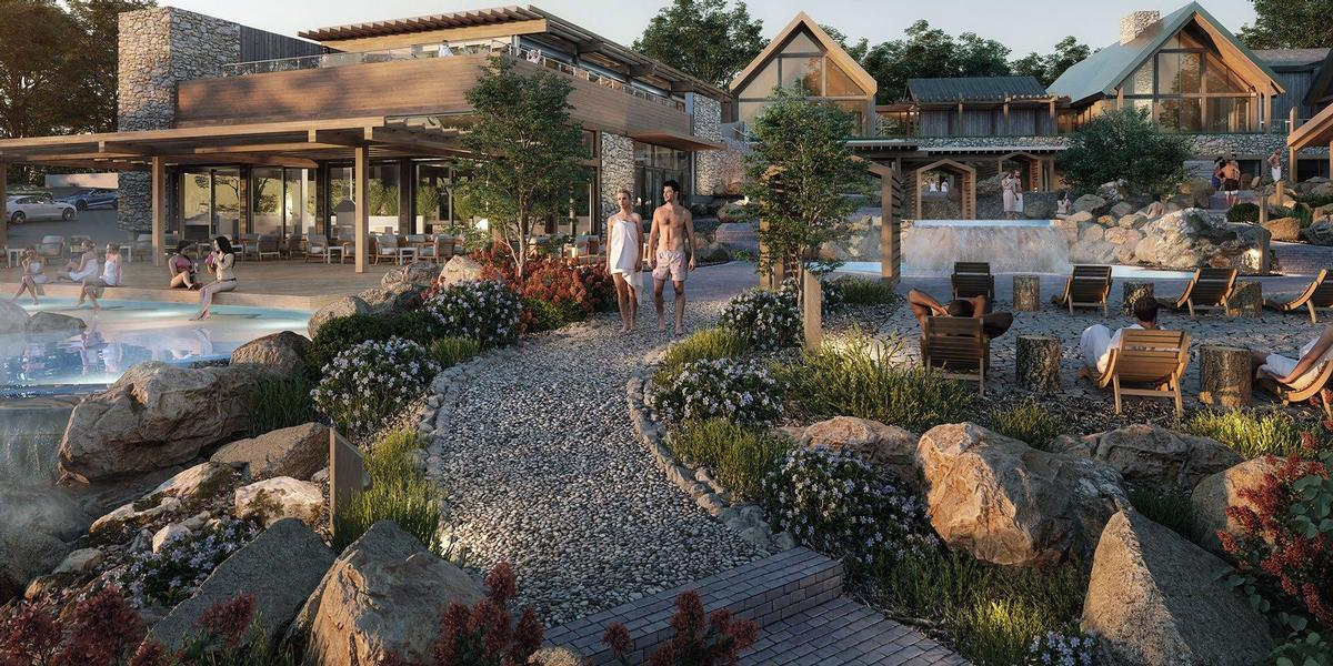 Construction will begin in June 2019 on the company's Whitby, Ontario project, a new relaxation centre set over an area of 385,423sq ft and located 45 minutes from downtown Toronto