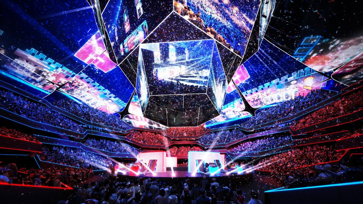 Total revenue for the esports market is expected to reach US$1bn (€892.6m, £792.5m) this year. / HOK/SAP