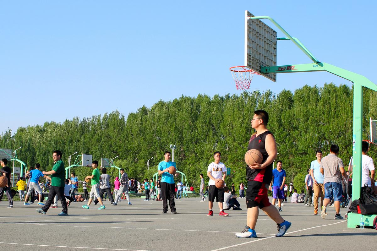 The city, located in Jilin Province, is planning to improve its sporting infrastructure in order to build a 'healthy Changchun'