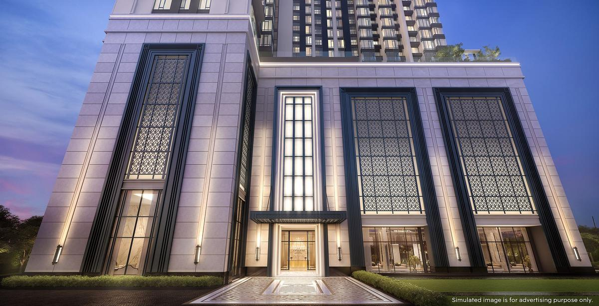 The building will incorporate both Art Deco and French Renaissance design motifs / AP Thailand