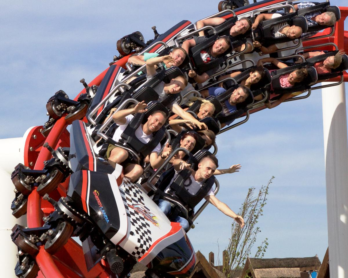 Vekoma has almost 20 rollercoasters opening this year