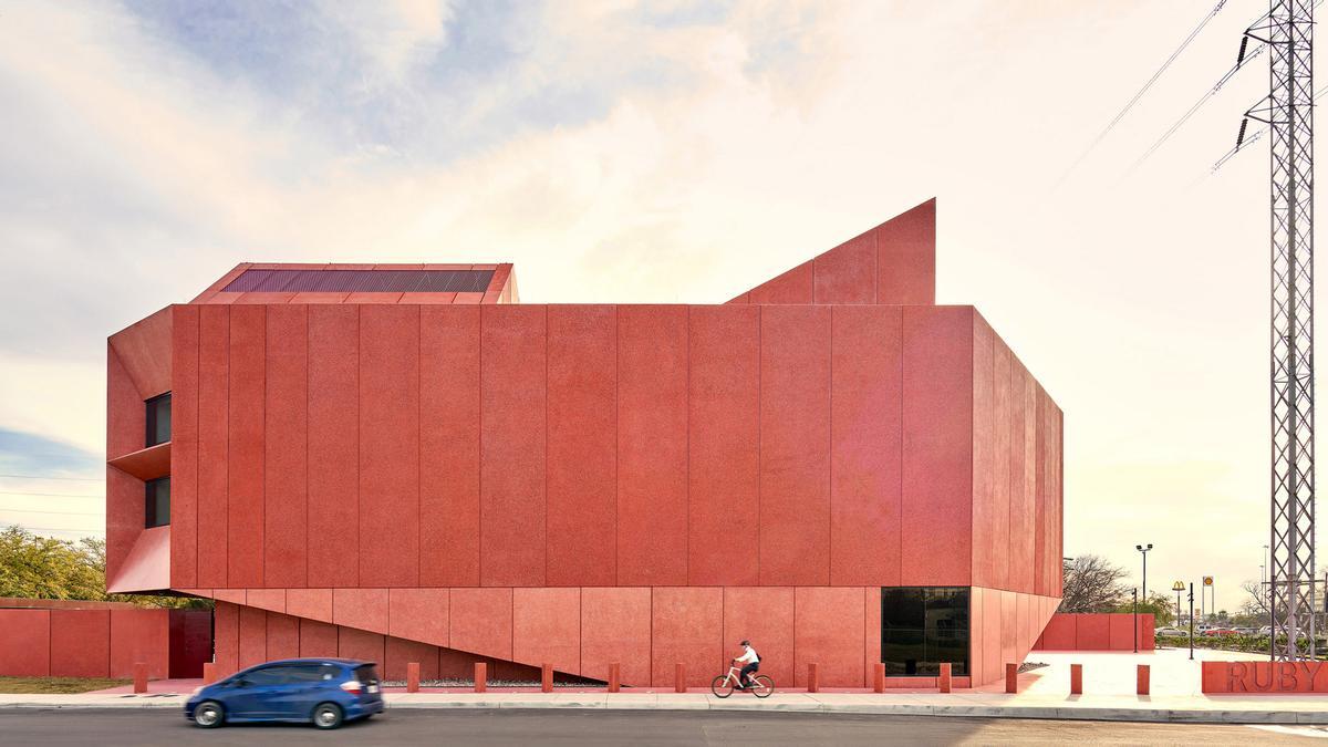 Work completed on David Adjaye-designed contemporary art museum in San Antonio