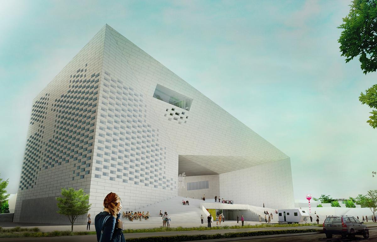 Bjarke Ingels-designed MÉCA to open in Bordeaux this month