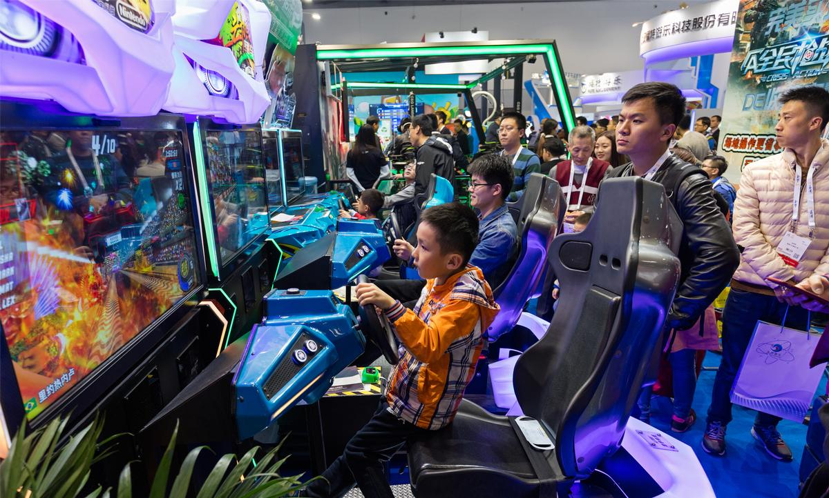 The Chinese video gaming market is huge and passionate / Shutterstock