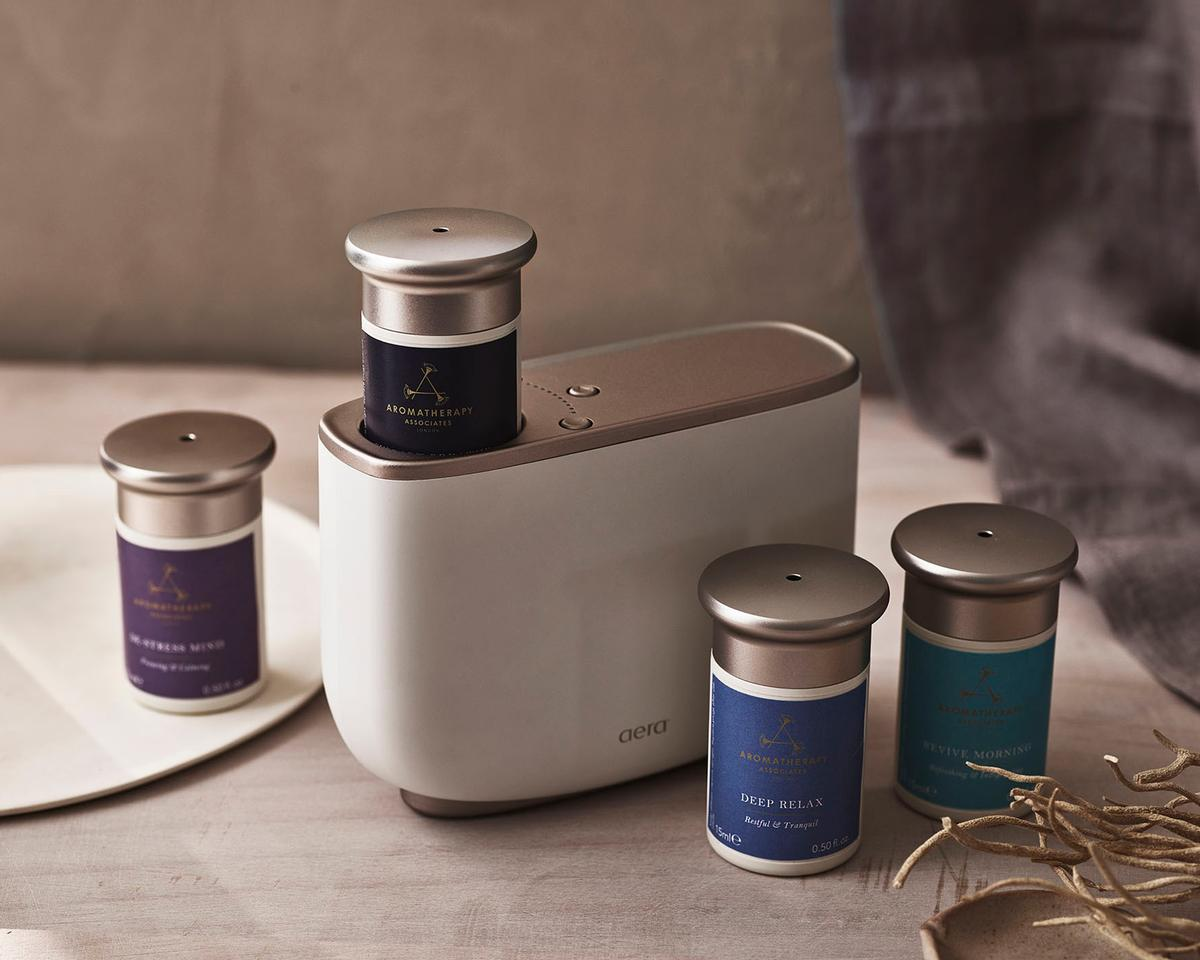 The collection is based on Aromatherapy Associates' signature oil blends, encourages users to reconnect with the great outdoors and lead more 'Natureful' lives