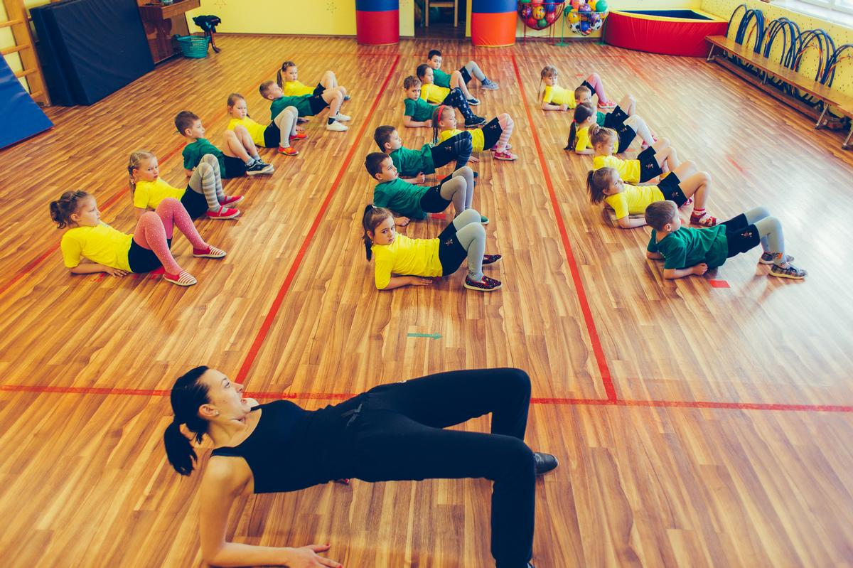 The National School Sport Week is taking place until 28 June