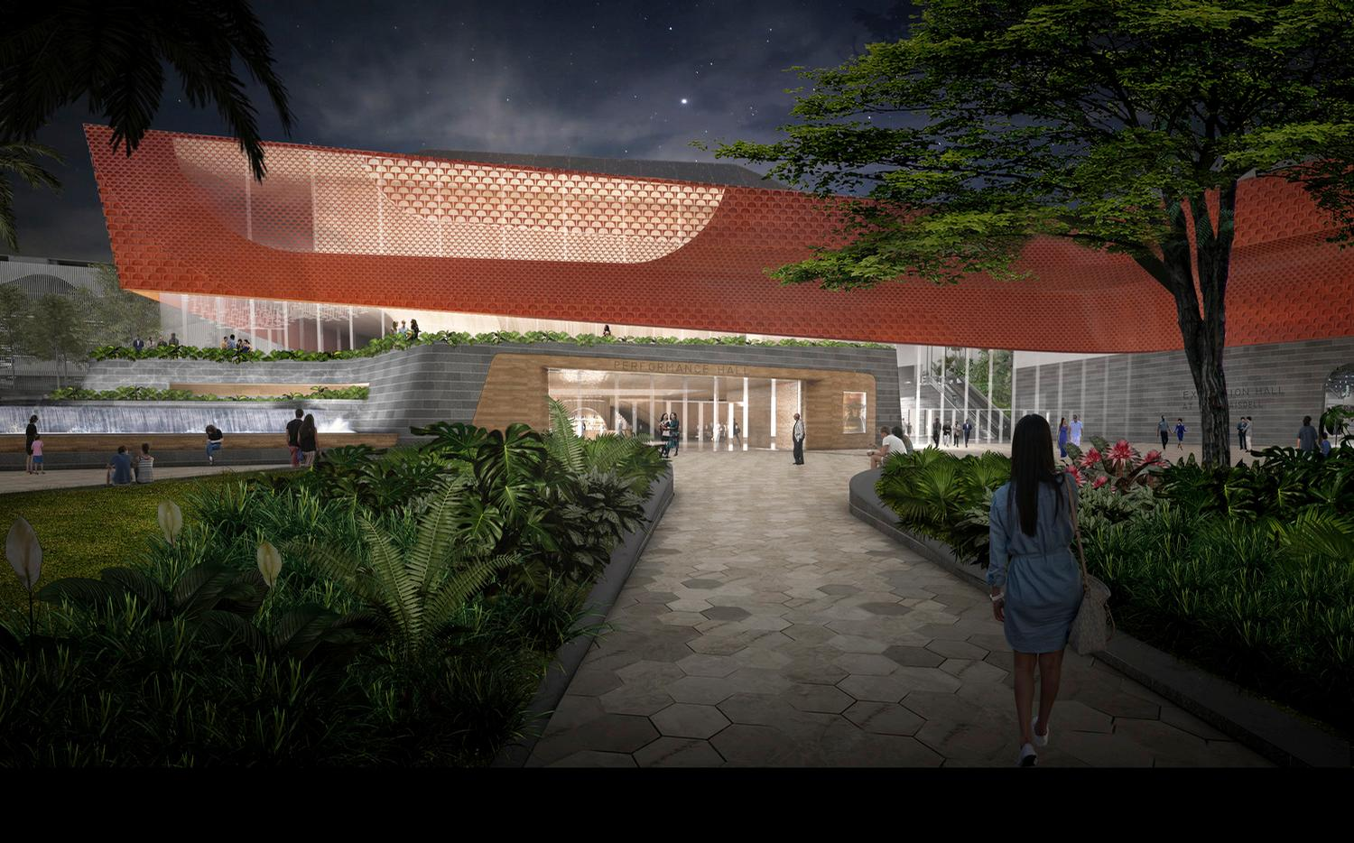 Snohetta To Lead Revamp Of Hawaii S Iconic Blaisdell Center Architecture And Design News Cladglobal Com