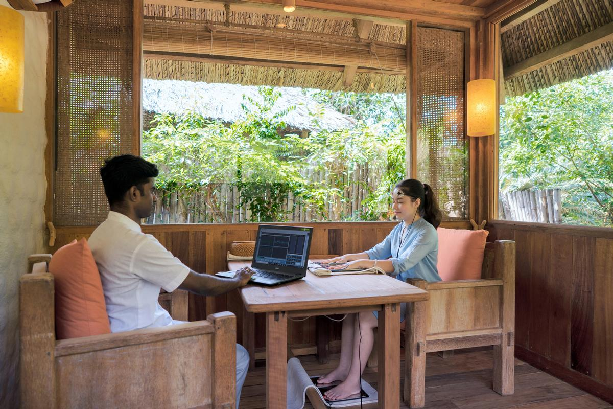 The Six Senses Wellness Screening gives guests a more in-depth understanding of their health