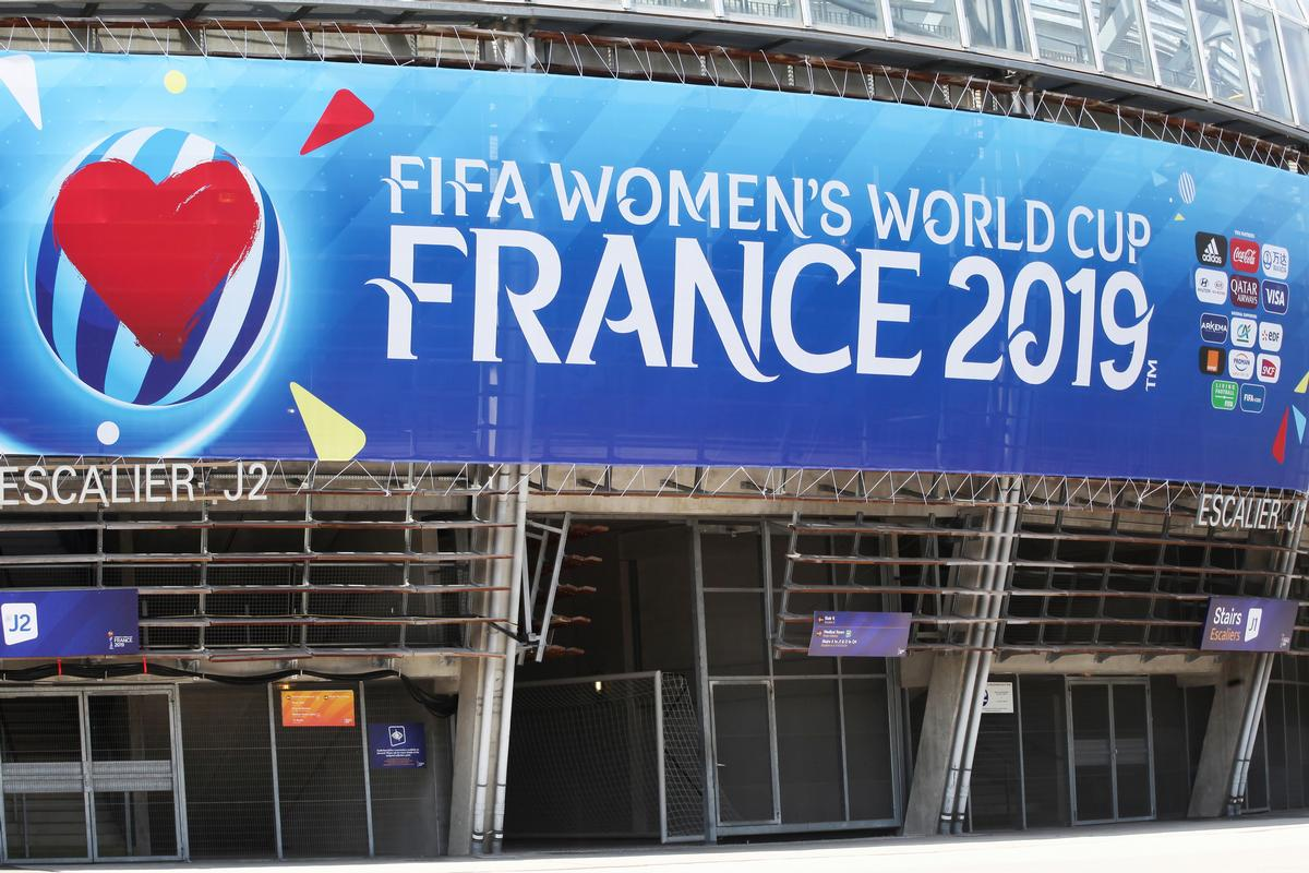 European nations have performed strongly at the current Women's World Cup / Shutterstock