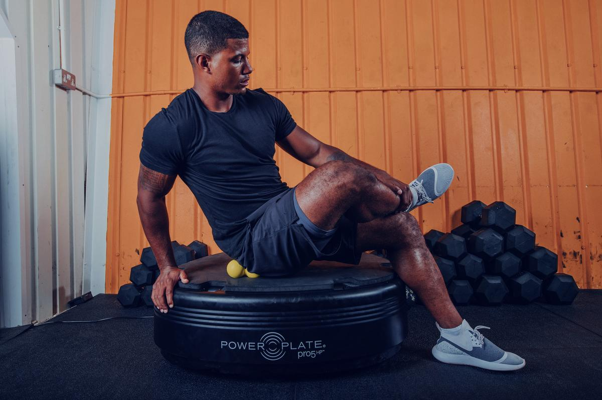Until December 2019 gym owners and operators will be able to trade in their old Power Plates for a newer model