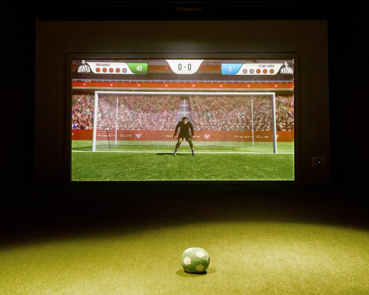 Over 30 Christie projectors were installed at the San Mamés Stadium Museum in Bilbao, Spain