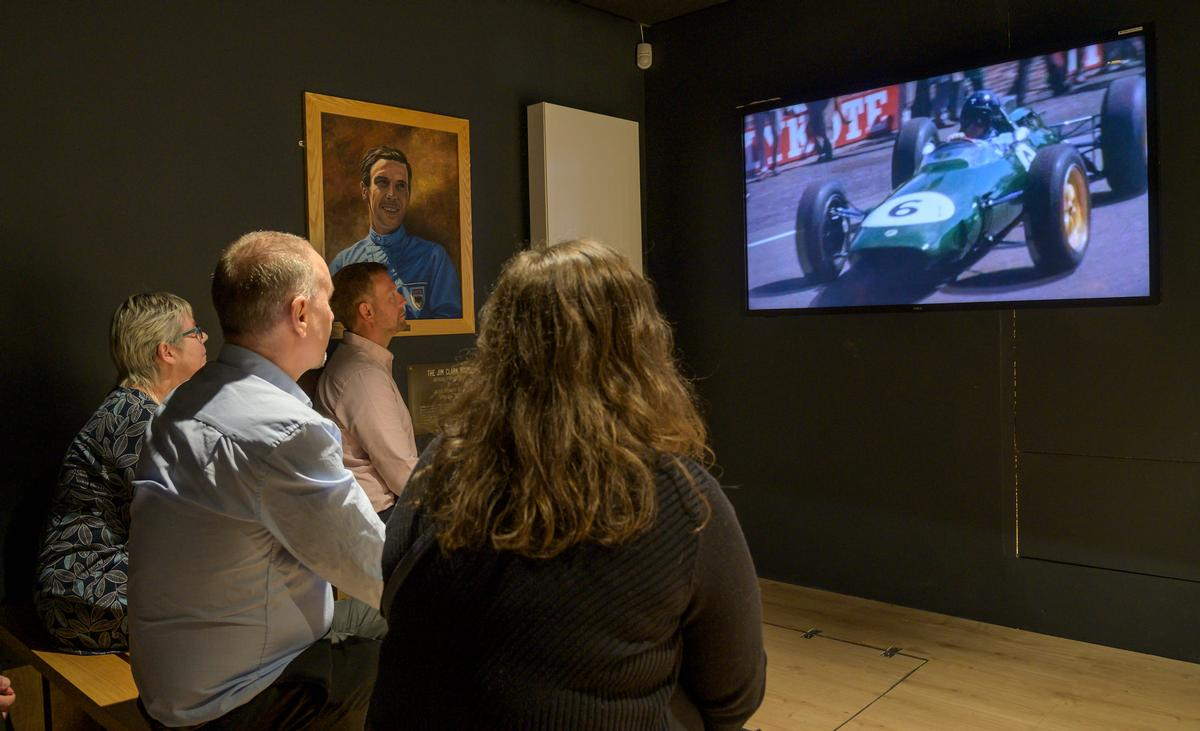 Inside the museum visitors can enjoy new image galleries, film footage, and interactive displays / Phil Wilkinson/Live Borders