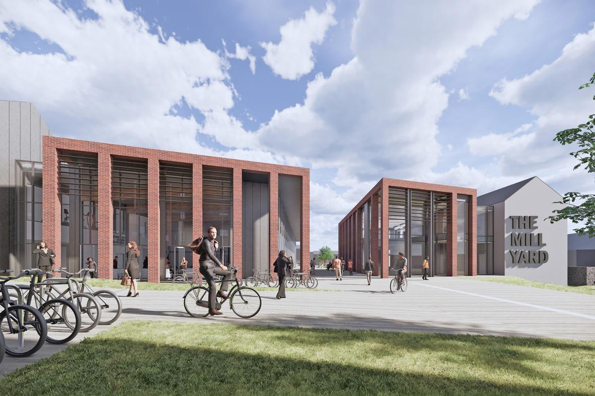 Alliance Leisure is working with architecture consultancy practice AHR to create the centre