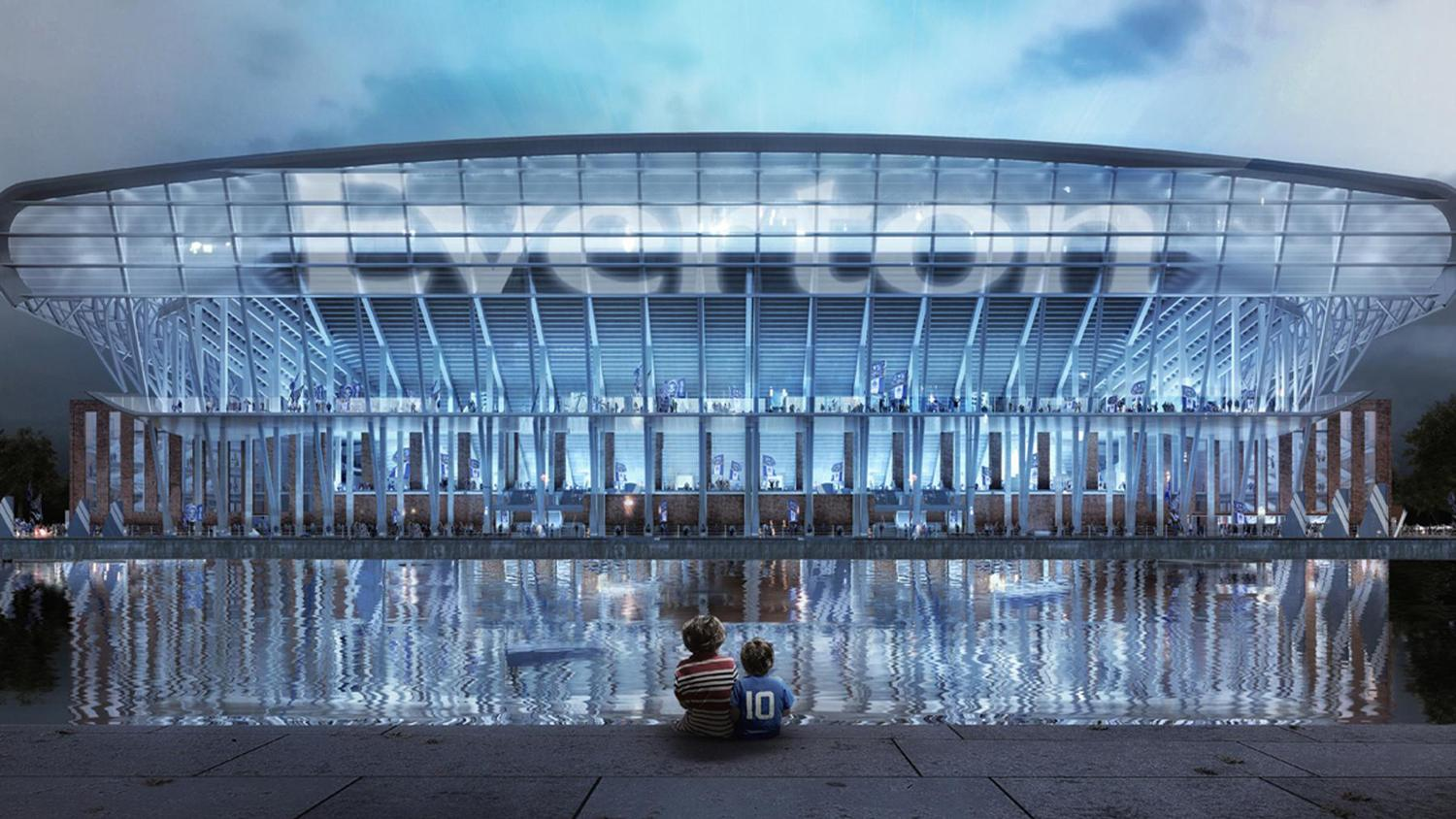 The venue will be built on a north-south orientation