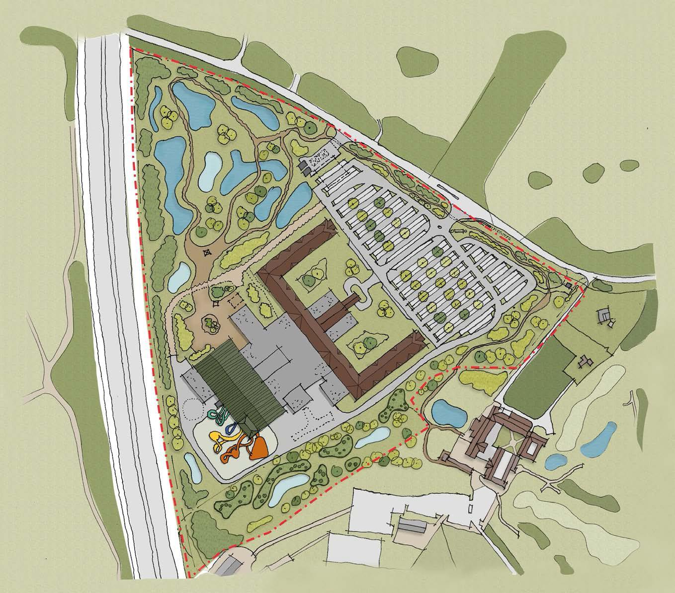 ERP Architects will create first Great Wolf resort outside