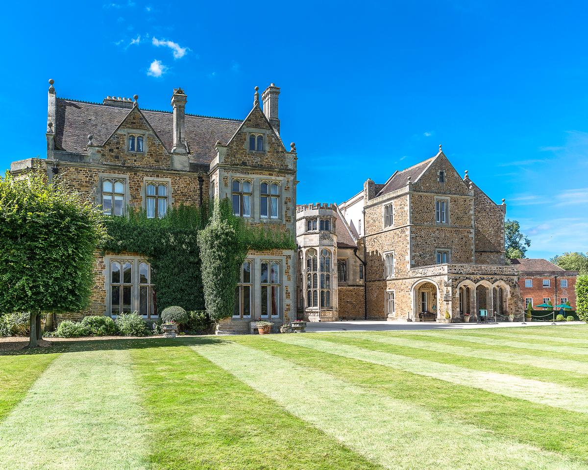 Hand Picked Hotels has 17 luxury hotels in its portfolio, including Fawsley Hall in Northamptonshire