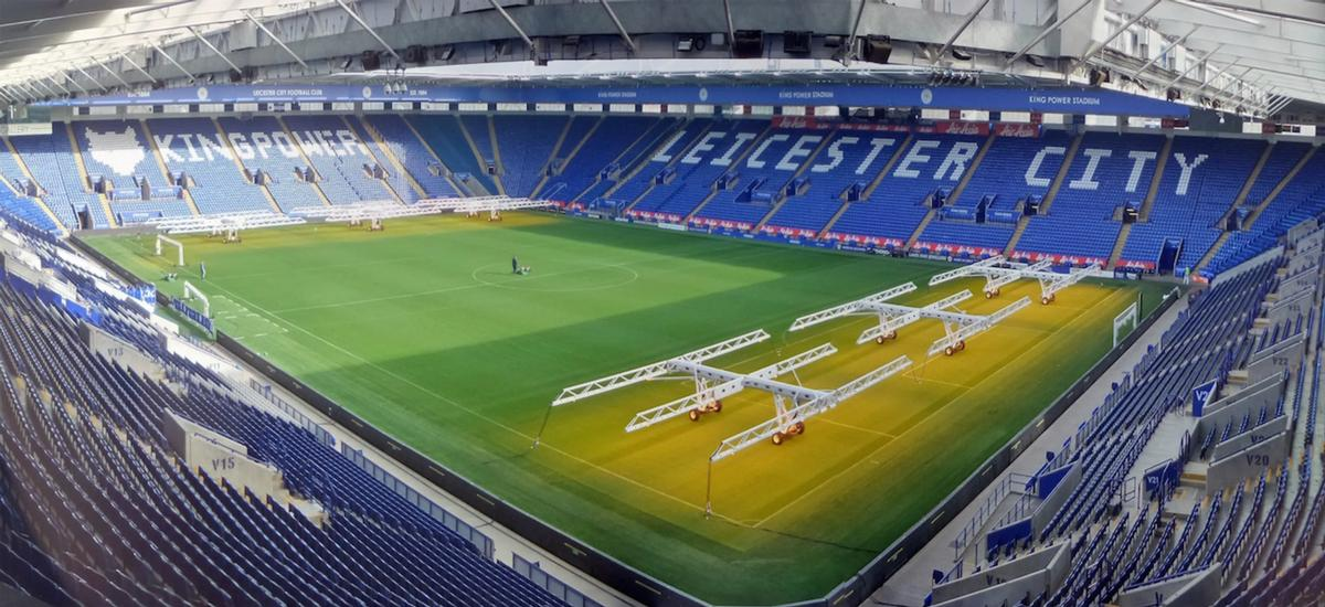 The club plans to increase the capacity of the 32,300-seat stadium and host international games