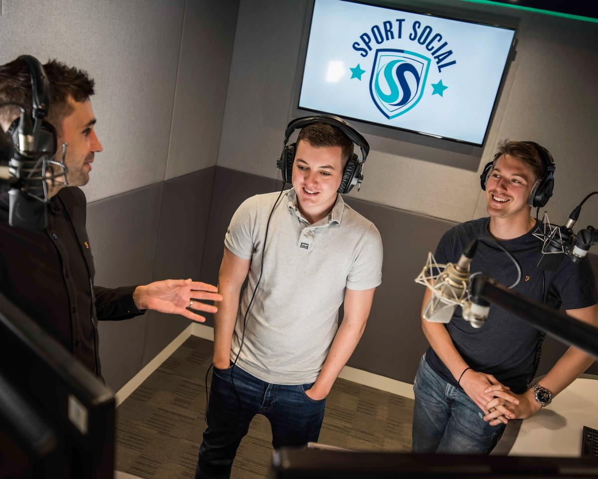 SportSocial offers daily audio content covering the Premier League