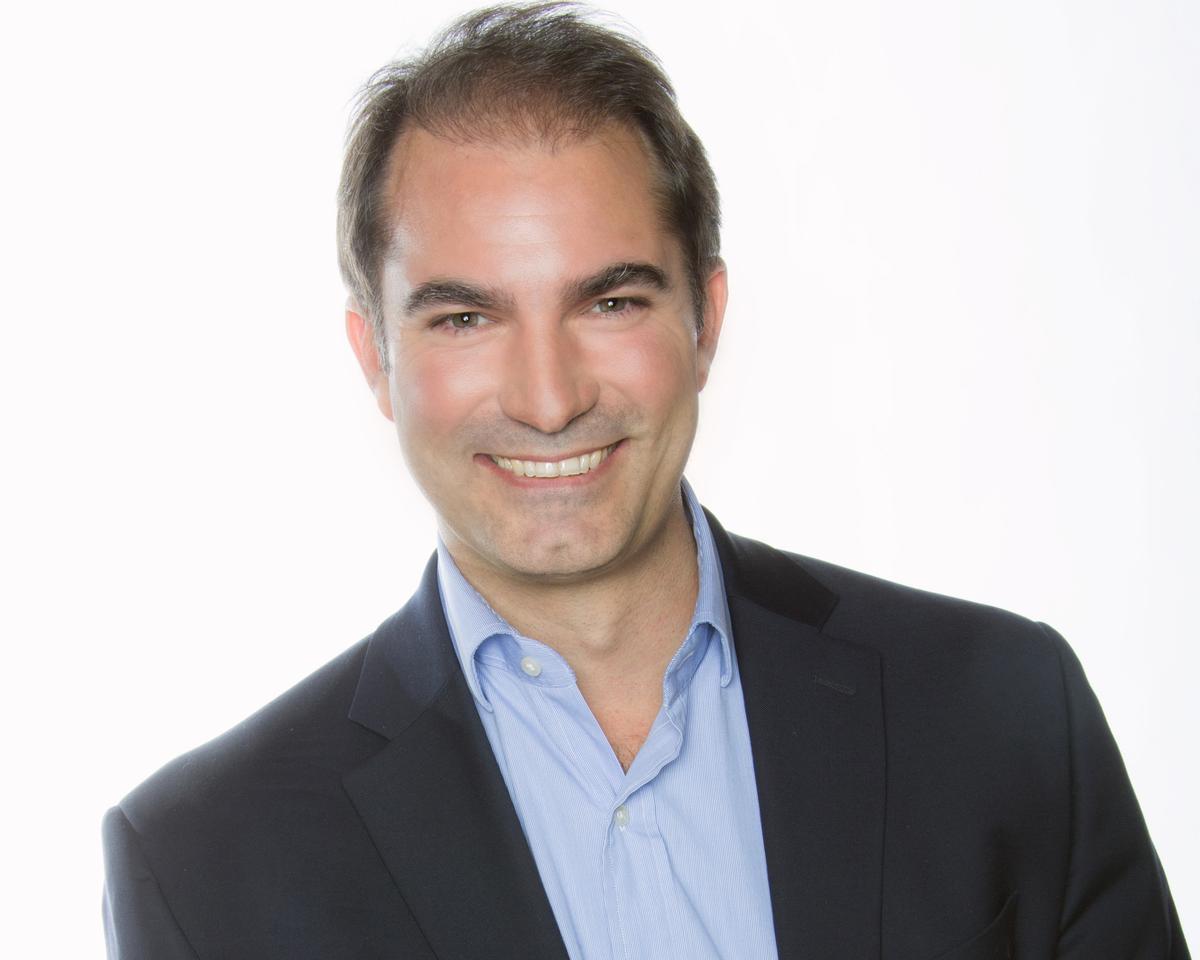 Jean-Guy de Gabriac developed a signature massage treatment in partnership with Vagheggi