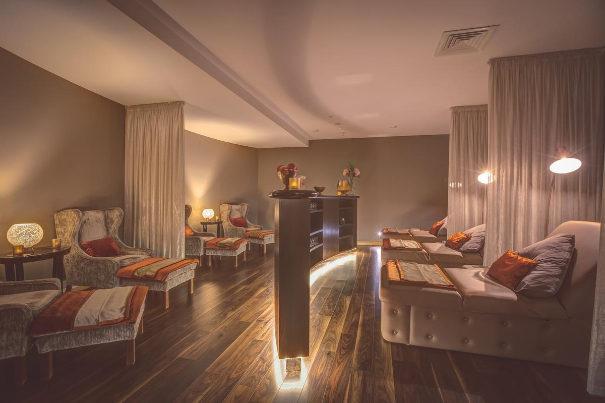 The Culloden Spa offers treatments from luxury spa brand ESPA