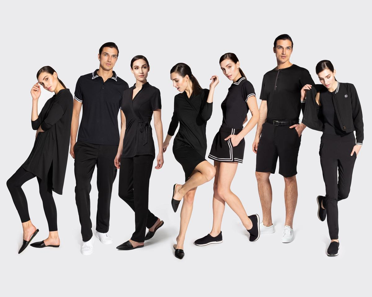 The Noel Asmar Group won an ISPA Innovate Award for its sustainable Athleisure uniforms