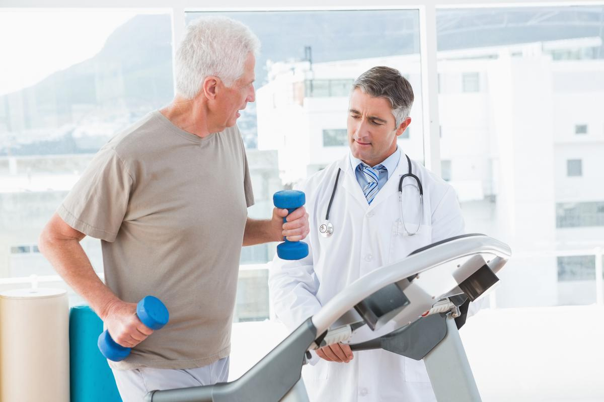 It is hoped that the review will highlight how lifestyle factors, such as being physically inactive, should be taken into account in the health checks