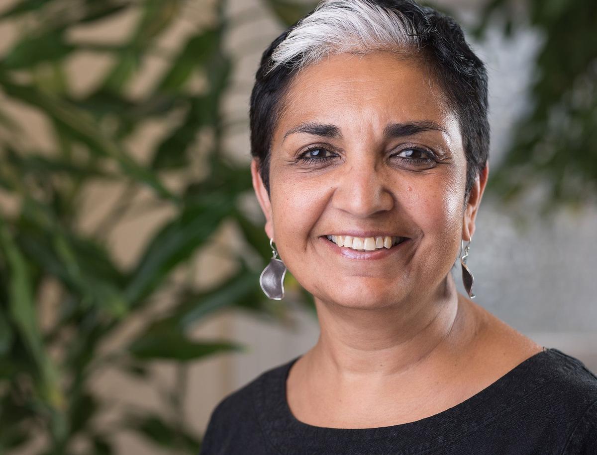 Gohil will take up her new position on 19 September