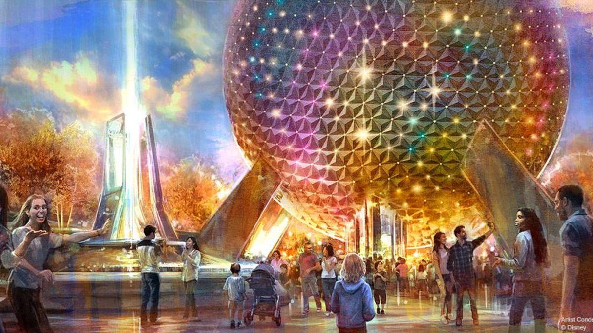Disney's transformation at Epcot will be its biggest of any park in its history