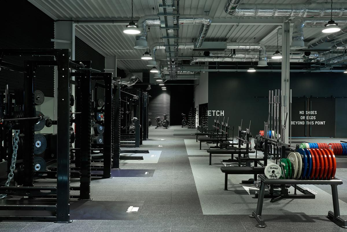 Oktra designs 'best gym in Europe' for retail brand Gymshark